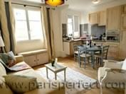 Book 1 Bedroom Furnished Paris Apartment Rental - Paris Perfect